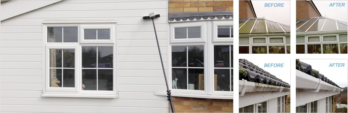 Window Cleaner In Chelmsford
